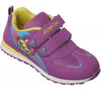 Кроссовки детские «Alemy Kids» фиолетовые