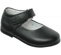Туфли «Clarks» черные
