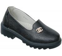 Туфли «Элиса» темно-синие