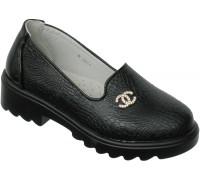 Туфли «Элиса» черные