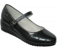 Туфли «Фантазия» темно-синий перламутр