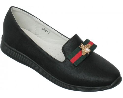 Туфли «Фантазия» черные