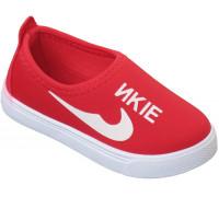 Кеды детские «Fashion» красные