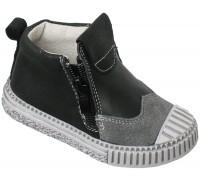 Ботинки «Фаворит» черные