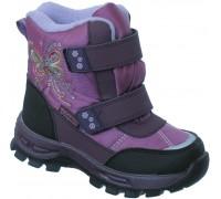 Ботинки мембрана «Фаворит» фиолет
