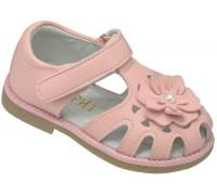 Сандалии детские для девочек «Фаворит» розовые