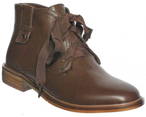 Ботинки «Felli Step» коричневые