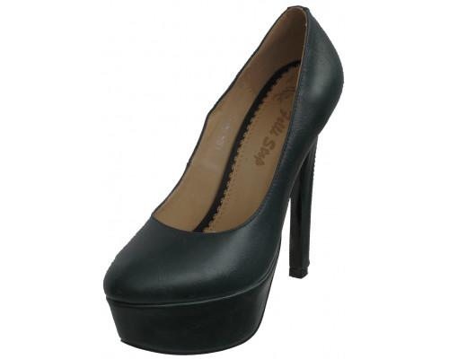 """Туфли женские """"Felli Step"""", темносиние"""