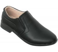 Туфли подростковые «Капитошка» черные
