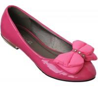 Балетки женские Lily-Angel розовые