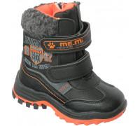 Ботинки «Memi» черные