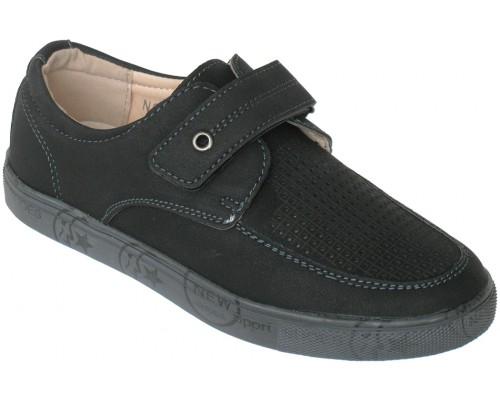 Туфли «Пчелка» черные