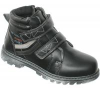 Ботинки «Принц» черные
