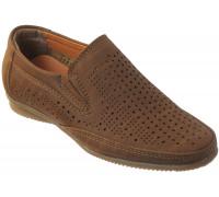Туфли для мальчиков «R.Rocco», темно-коричневые