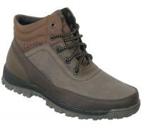 Ботинки демисезонные «Ruiming» коричневые