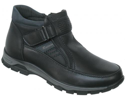 Ботинки демисезонные «Ruiming» черные