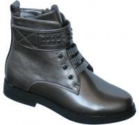 Ботинки «Шалунишки» бронза