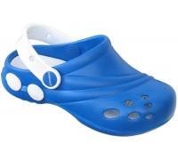 Сандали пляжные детские «Совенок» синие