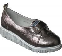 Туфли «Совенок» бронза