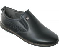 Туфли «Загадка» темно-синие