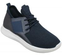 Кроссовки подростковые «EX-tim» темно-синие