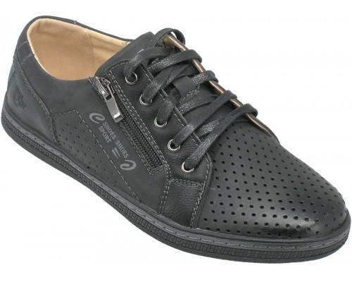 adce803d0 Туфли подростковые для мальчиков «Песня» черные