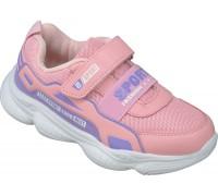 Кроссовки детские «Alemy» розовые