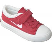 Кеды детские «BB» красные