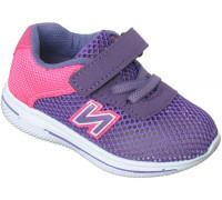 Кроссовки детские «Буратино» фиолет