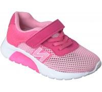 Кроссовки детские «Буратино» розовые