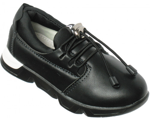 Туфли детские спортивные «Царевич» черные