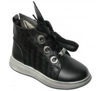 Ботинки «Царевна» черные