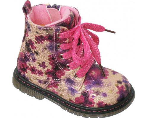 Ботинки «Дракоша» фиолет