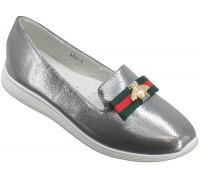 Туфли «Фантазия» серебро