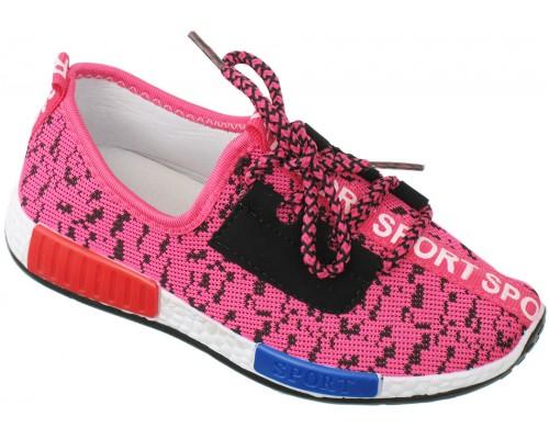 Кроссовки детские «Fashion» розовые