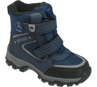 Ботинки зимние детские «Фаворит» синие