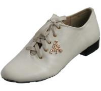 Туфли женские из искусственной кожи «Felli Step», белые