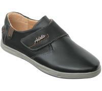 Туфли школьные «Гномик» черные
