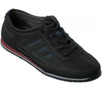 Туфли спортивные на мальчиков «HeroTank» темносиние(31-36)