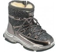 Ботинки зимние детские «Капитошка» бронза
