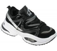 Кроссовки подростковые «Kmei» черные