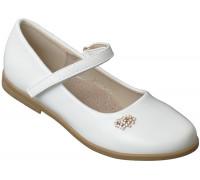 Туфли «Ладья» белые