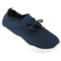 Кроссовки подростковые « М.Мичи-GOGC» сетка синие