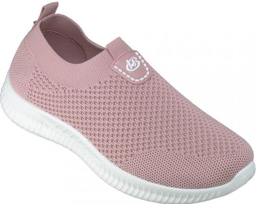 Кроссовки подростковые сетка « М.Мичи-Libang» розовые