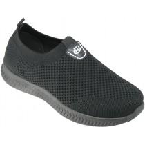 Кроссовки подростковые сетка « М.Мичи-Libang» черные
