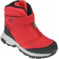 Ботинки зимние детские «М.Мичи» красные