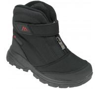 Ботинки зимние детские «М.Мичи» черные