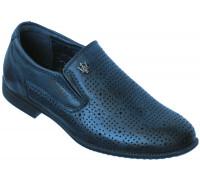 Туфли для мальчиков «Maierfa» темносиние