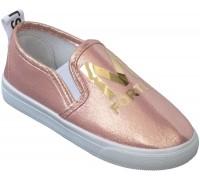 Слипоны «Милый Тигренок» розовые