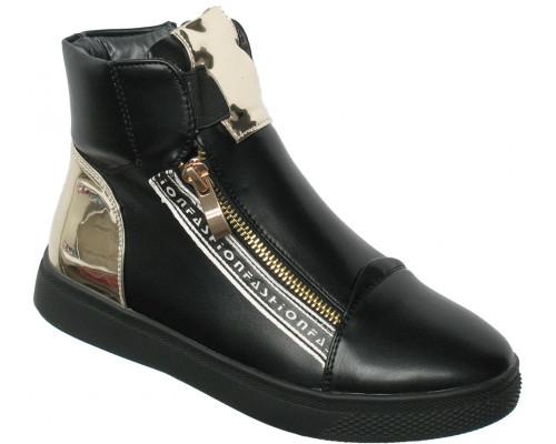 Ботинки «Pafi» черные